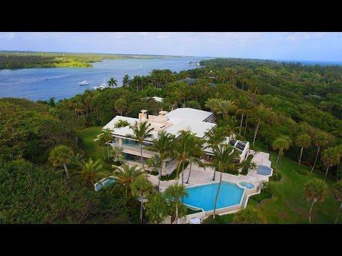 John Malone's Jupiter Island Home