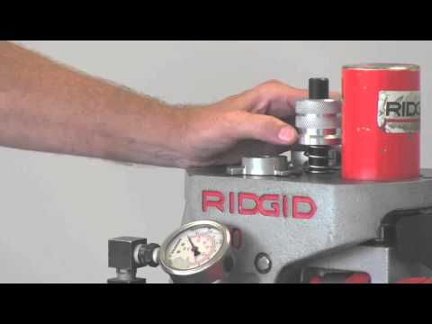 Product Overview - 920 Roll Groover