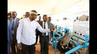 Ruto weighs in on revenue standoff - VIDEO