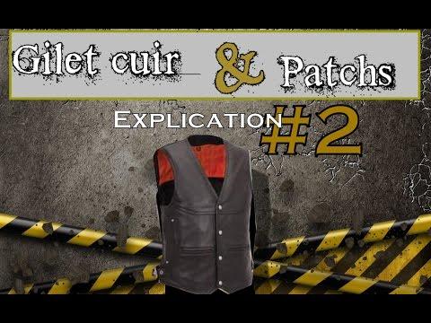 [Explication #2] Notre gilet et nos patchs