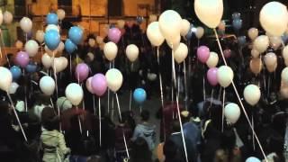 preview picture of video 'Aragona ricorda Laura e Carmelo Mulone ad un mese dalla loro morte'