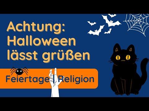 Über Halloween