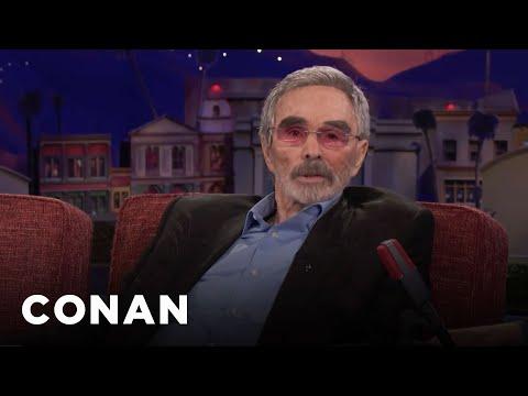 Burt Reynolds Was In Love With Johnny Carson  – CONAN on TBS