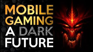 Going Mobile - A Dark Industry Future