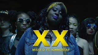 Vancouver's Missy D. and Kimmortal Release Visuals for New Single 'XX'  [VIDEO]