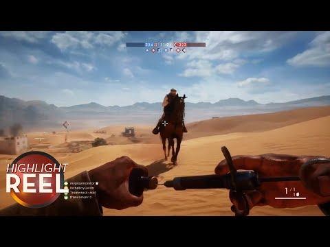 Highlight Reel #310 – Battlefield 1 Medic Poisons Brave Jockey