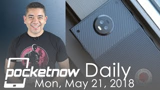 RED Hydrogen One features and specs, Gear S4 on Wear OS & more - Pocketnow Daily