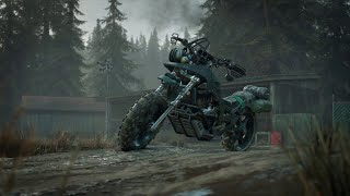 Days Gone   Deacon's Bike Video