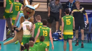 Bronze - Group 2: 2017 FIVB Volleyball World League