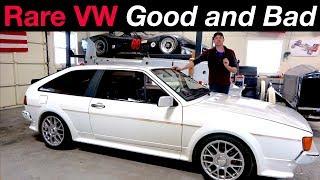Volkswagen Scirocco (53B) 1981 - 1992