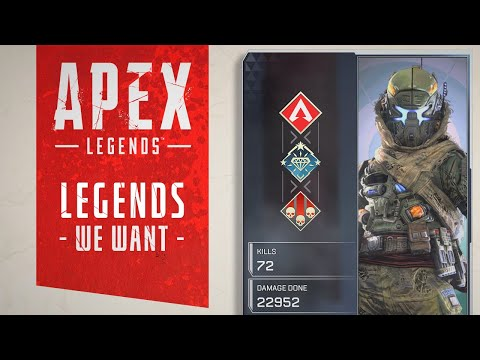 The Apex Legends Champions We Want To See