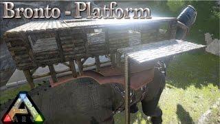ark brontosaurus base videos