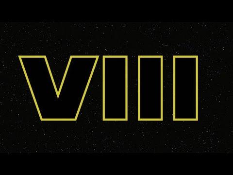 Star Wars: The Last Jedi (Production Announcement)