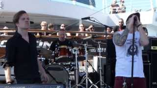 Swallow the Sun - Psychopath's Lair - Live @ 70000 tons of metal 2014