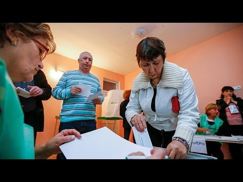 Γεωργία: Άνοιξαν οι κάλπες για τις βουλευτικές εκλογές