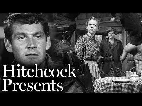 Gene Barry Stars In Stand Off Against An Arch Rival - Triggers in Leash | Hitchcock Presents