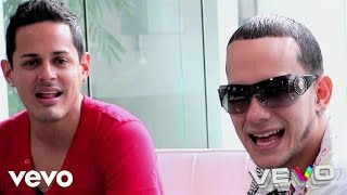 "Angel Y Khriz - Intro to ""Na De Na"""