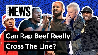 Are There Rules To Hip-Hop Beef? A Look Back At Rap's Worst Wars   Genius News
