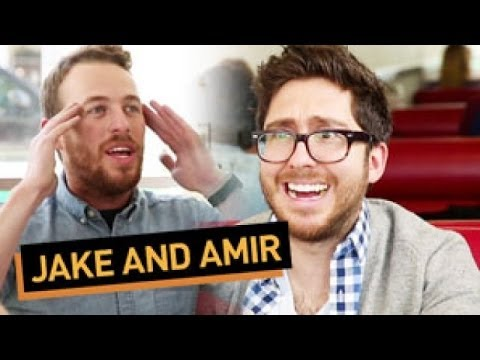 Jake and Amir: Road Trip Part 3 (Texas)