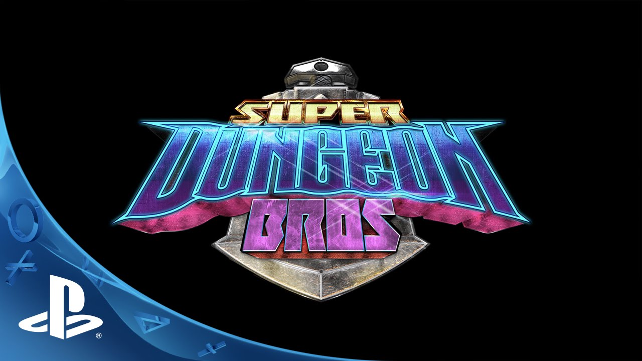 Co-Op Brawler Super Dungeon Bros Coming to PS4