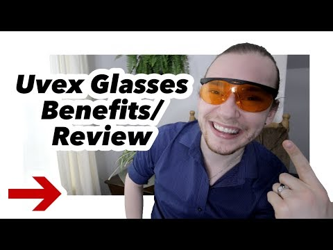 Blue Light Blocking Glasses Review | Improve Your Health w/ These Glasses!