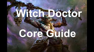 How to play Witch Doctor as core in patch 7.07