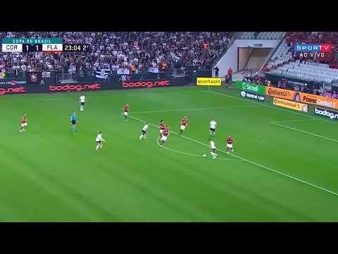 2 Assistências   JADSON   26.09.2018 - Copa do Brasil   Corinthians 2 x 1 Flamengo