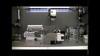 Laser Wire Marking / Stripping / Cutting System