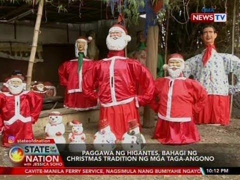 SONA: Mga produktong tatak-Rizaleño, tampok sa Christmas village sa Antipolo;  mga kilalang...