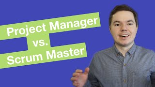 Scrum Master vs Project Manager vs Product Owner