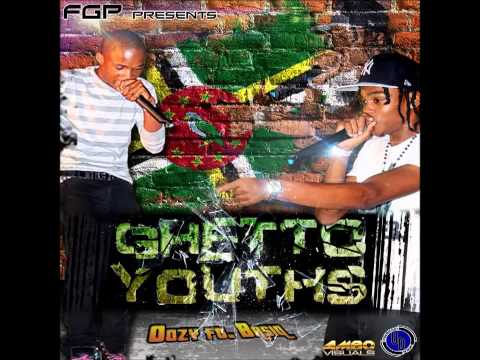 OOZY - GHETTO YOUTHS [FEAT. BASIQ]