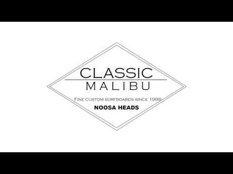 Classic Malibu Surfboards