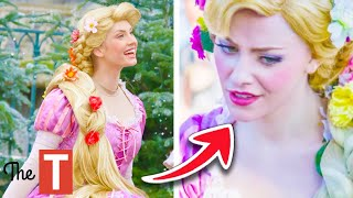 The Untold Truth About Disneyland Princesses