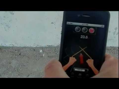 Video of Dowsing