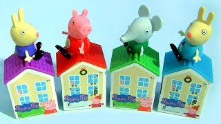 Peppa Pig Nickelodeon Pop Up Toys Baby Born House Surprises
