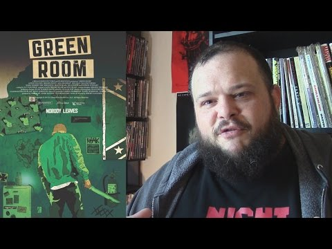 Green Room (2015) movie review horror skinheads thriller