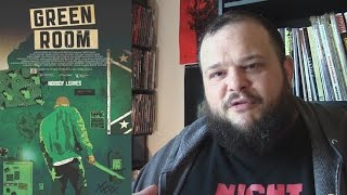 Green Room 2015 Movie Review Horror Skinheads Thriller