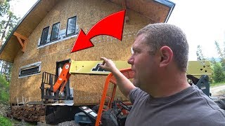 Tried to Install a Door - You Won't Believe What Happened