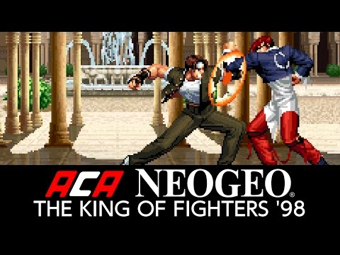 ACA NEOGEO THE KING OF FIGHTERS '98 thumbnail