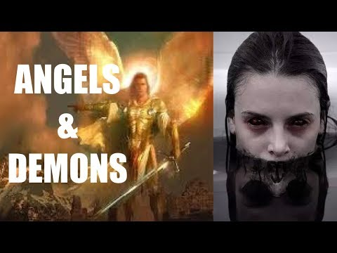 Difference Between Angels & Demons