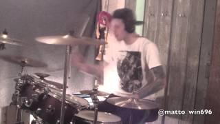 Matthew Owen- Bassnectar- Don't Hate the 808 (drum remix & freestyle)