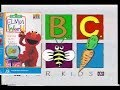 Download Video Opening And Closing To Sesame Street Elmo's World Vol 1 Dancing Music and Books 2001 VHS Australia