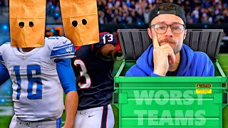 I Played with the WORST Teams and couldn't believe this…