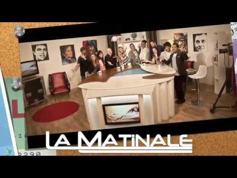 Générique La Matinale (Saison 2014/2015)