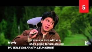 10 Shah Rukh Khan Dialogue that Stuck