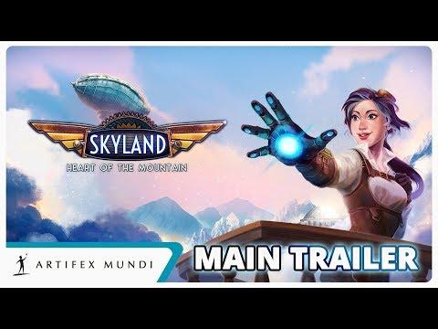 Skyland: Heart of the Mountain Trailer thumbnail