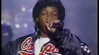 Dj Quik - Jus Lyke Compton Live AHS 1992