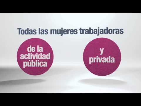 Spot informativo sobre servicios de Salud Sexual y Reproductiva. Cancer génito mamario