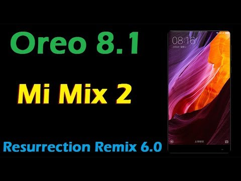 Madison : Resurrection remix oreo rom review
