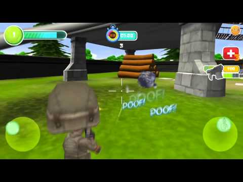 Video of 3D Shooter Toy Patrol